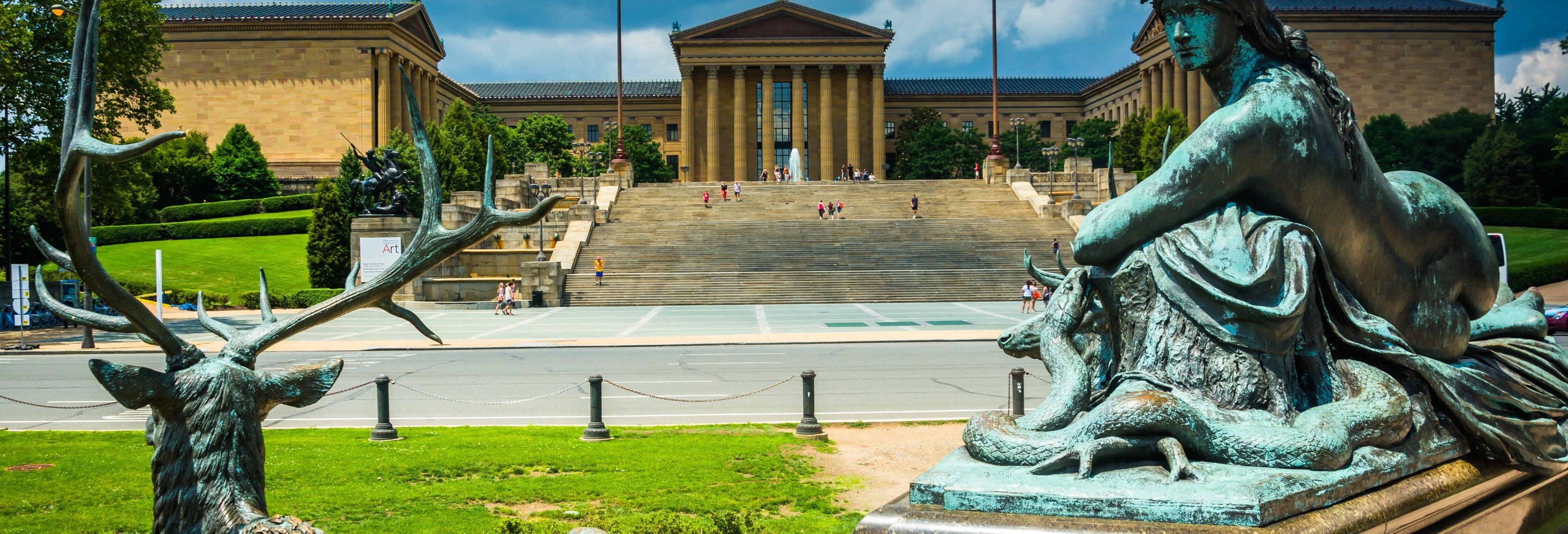 Visite alternative dans Philadelphie