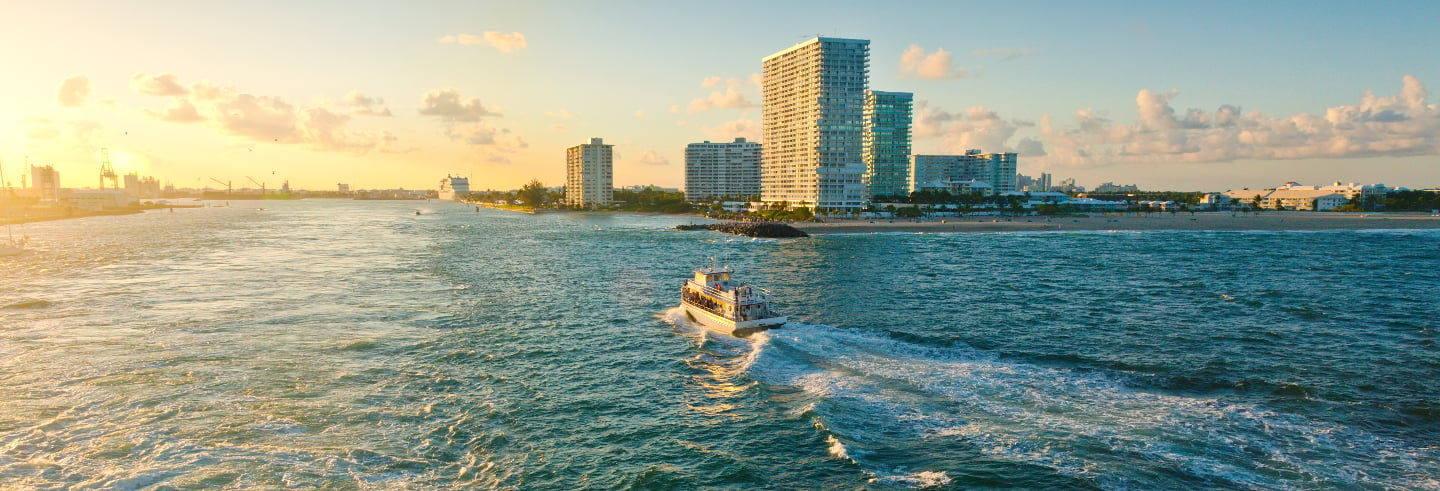 Fort Lauderdale Sunset Cruise