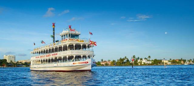 Paseo en barco por Fort Lauderdale