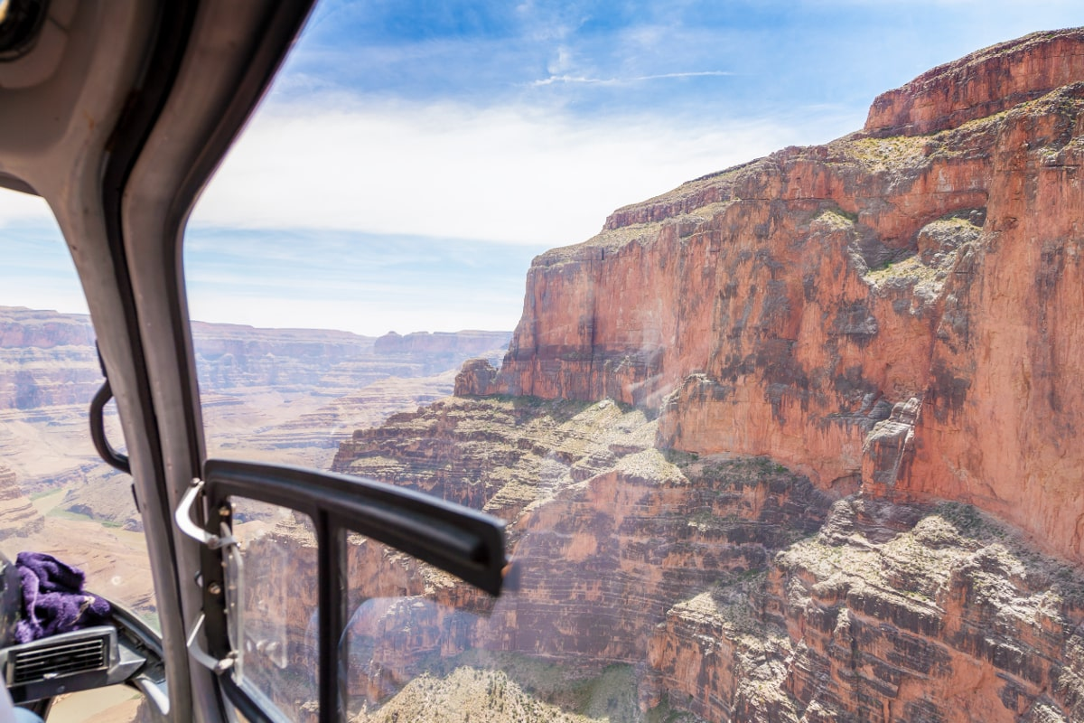 Grand Canyon West Rim By Helicopter