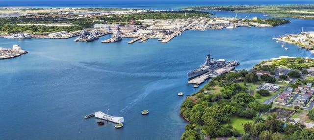 Tour de Pearl Harbor al completo con entradas