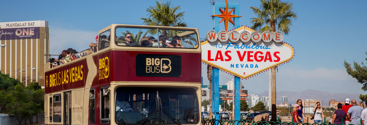Las Vegas Tourist Bus
