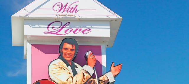 Boda Elvis en Las Vegas