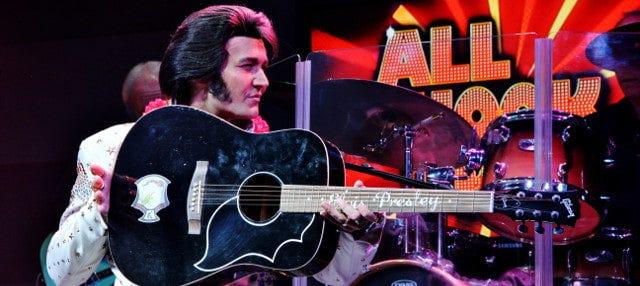 Entradas para All Shook Up, tributo a Elvis