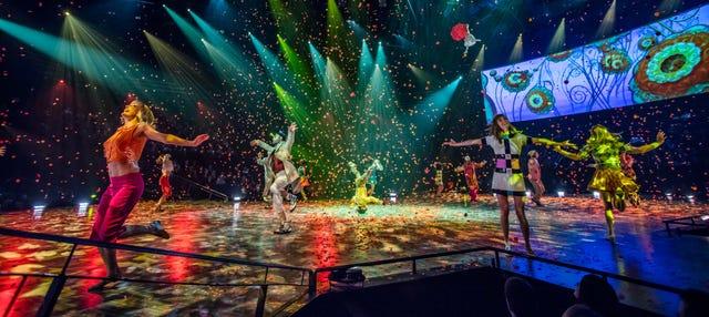Entradas para LOVE, Circo del Sol