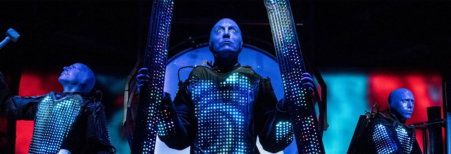 Entradas para Blue Man Group