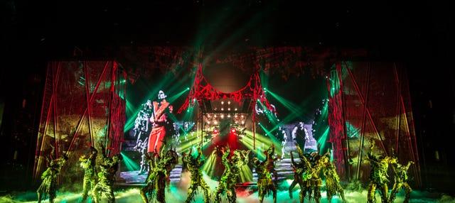 Entradas para Michael Jackson ONE, Circo del Sol