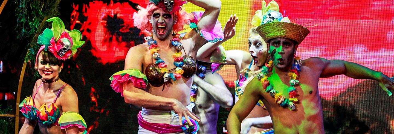 Ingressos para Zombie Burlesque