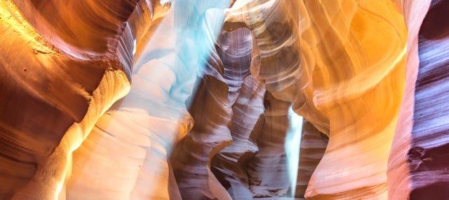Excursión al cañón del Antílope
