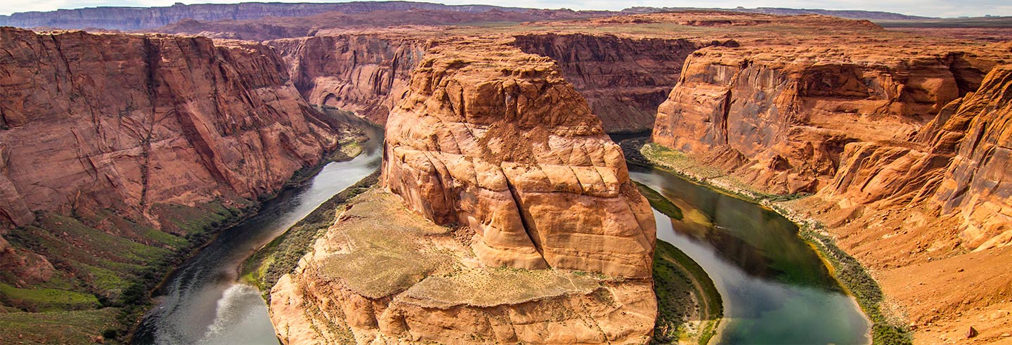 Tour du Grand Canyon en avion