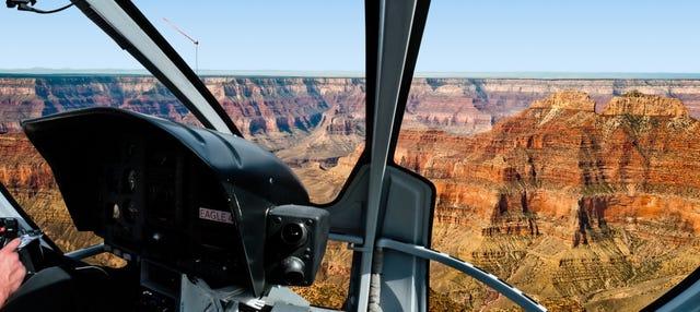 Excursión al Gran Cañón en helicóptero