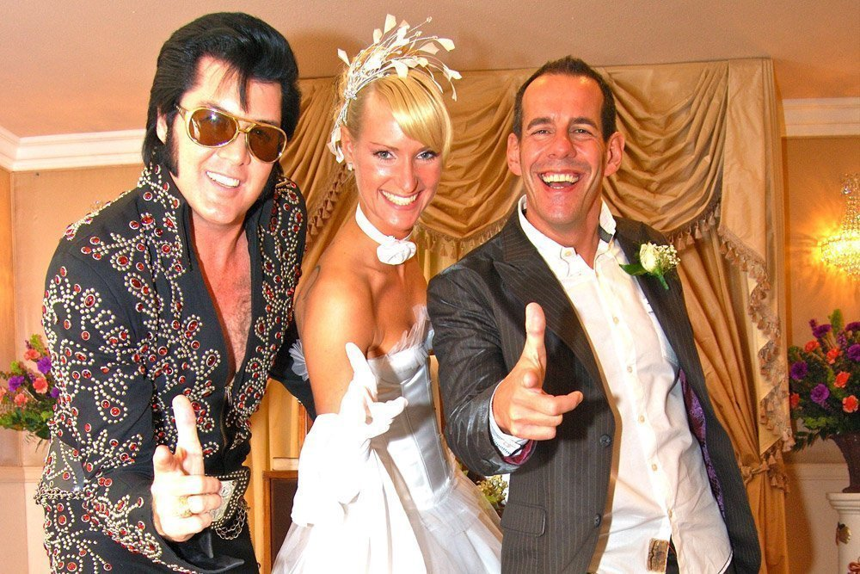 Wedding In Vegas.Elvis Wedding In Las Vegas