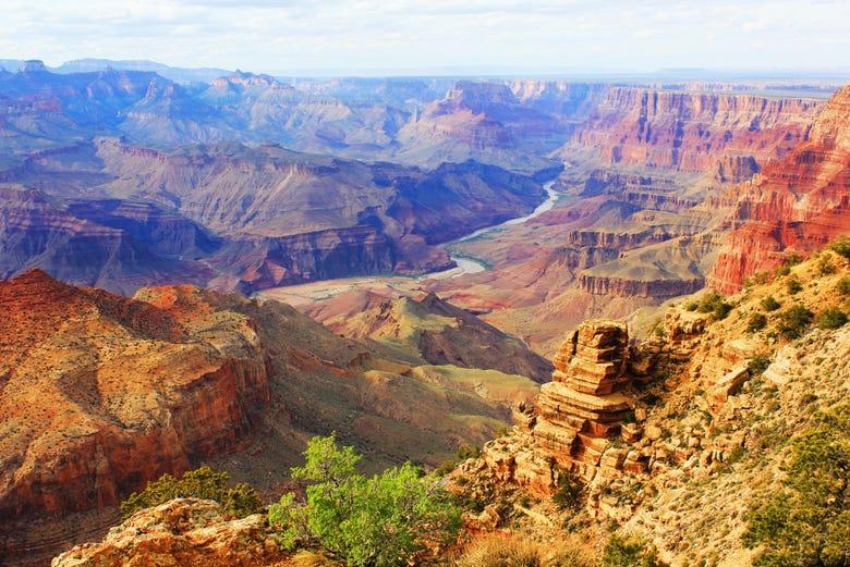 ,Gran Cañón,Grand Canyon,Boda en las Vegas,Las Vegas wedding,Vuelo sobre el Gran Cañón