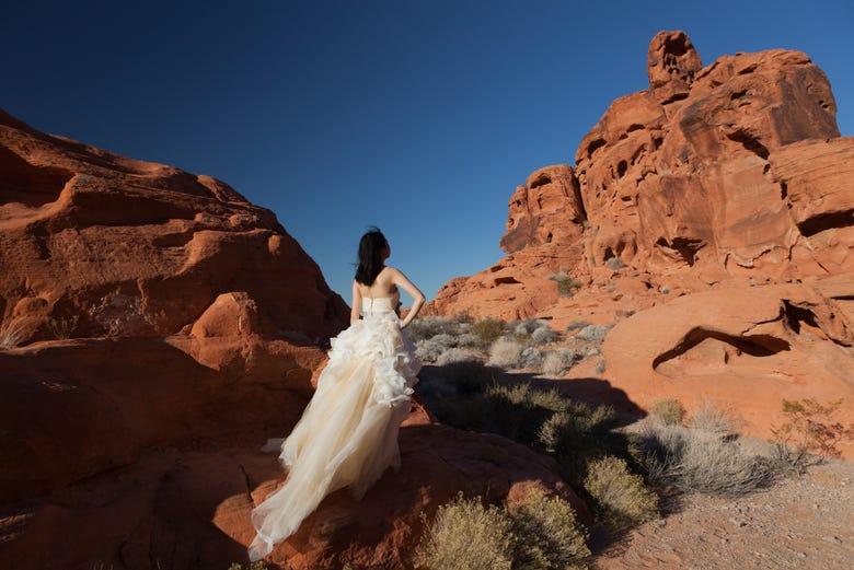 ,Boda en las Vegas,Las Vegas wedding,Excursión al Valle del Fuego
