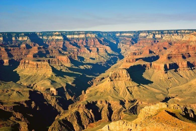 Grand Canyon South Rim Excursion