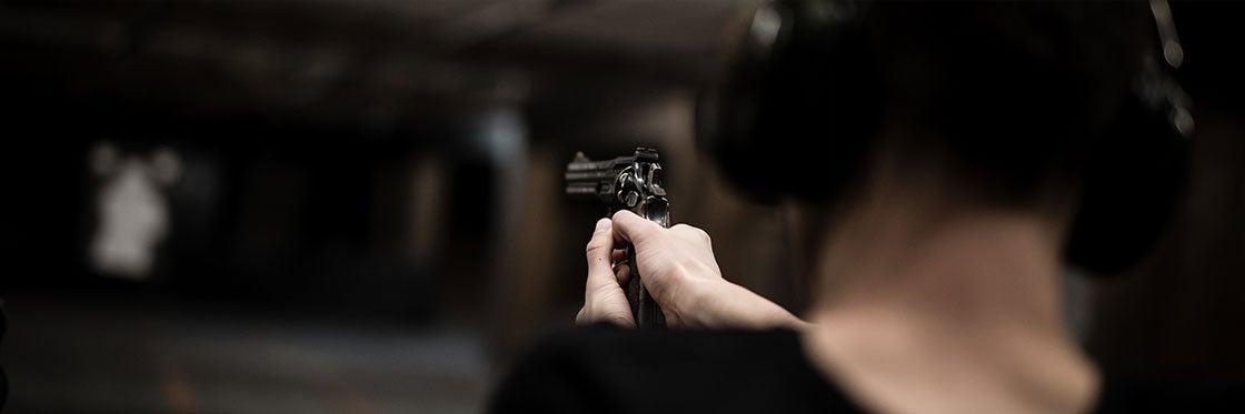 Shooting ranges in Las Vegas