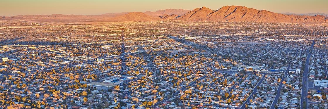 História de Las Vegas