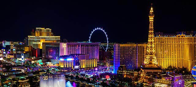 Paseo en helicóptero por Las Vegas
