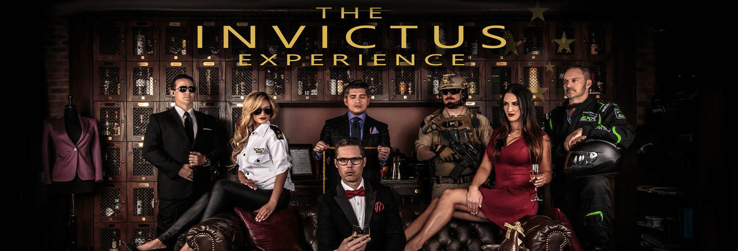 Invictus Experience: Espionage Adventure