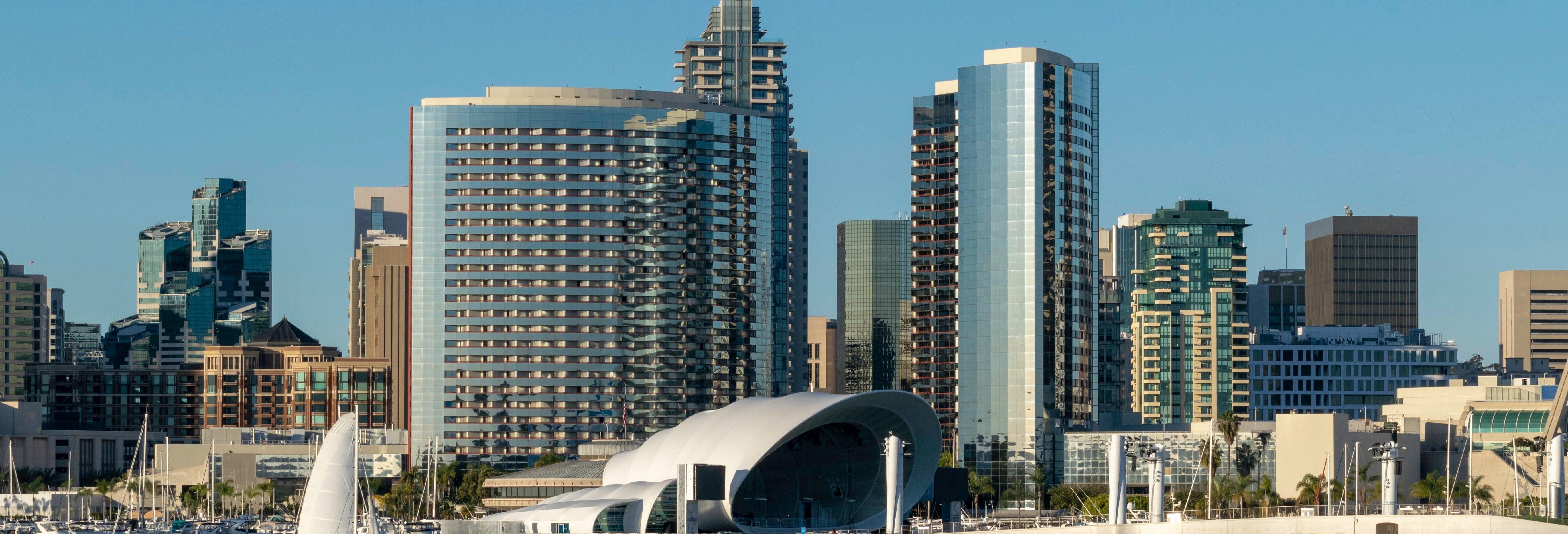 Excursão a San Diego e La Jolla