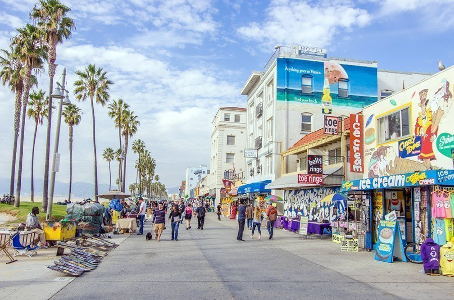 Day Los Angeles Tour From San Diego
