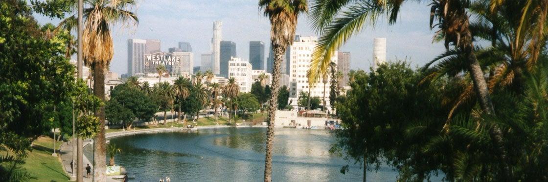 História de Los Angeles