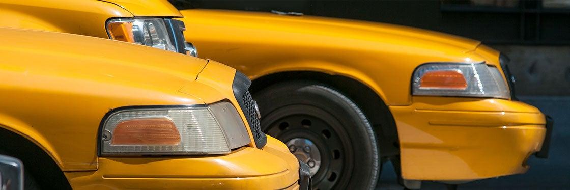 Taxi a Los Angeles