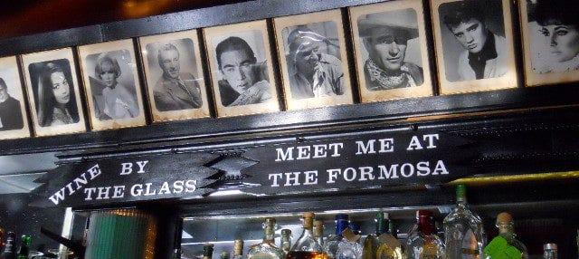 Tour por los bares clásicos de Hollywood