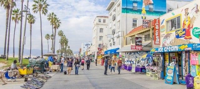 Visite guidée à vélo dans Santa Monica et Venice Beach
