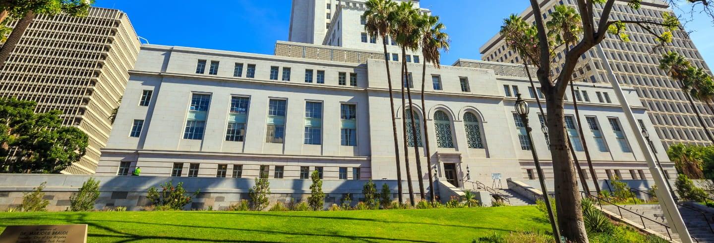 Visite à travers le centre historique de Los Angeles