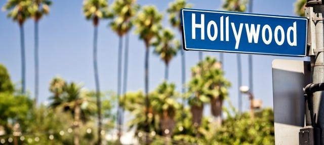 Hollywood, Mulholland y Casas de los Famosos
