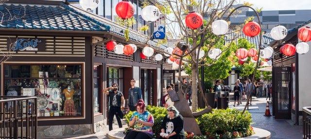 Visite à la découverte de Little Tokyo et de l'Art District