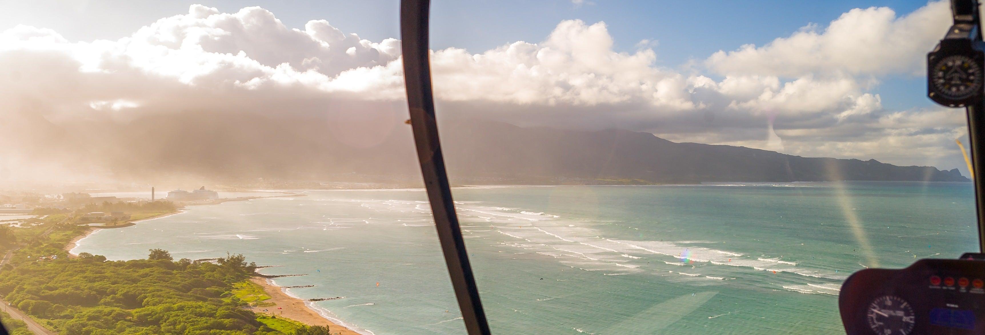 Passeio de helicóptero por Maui