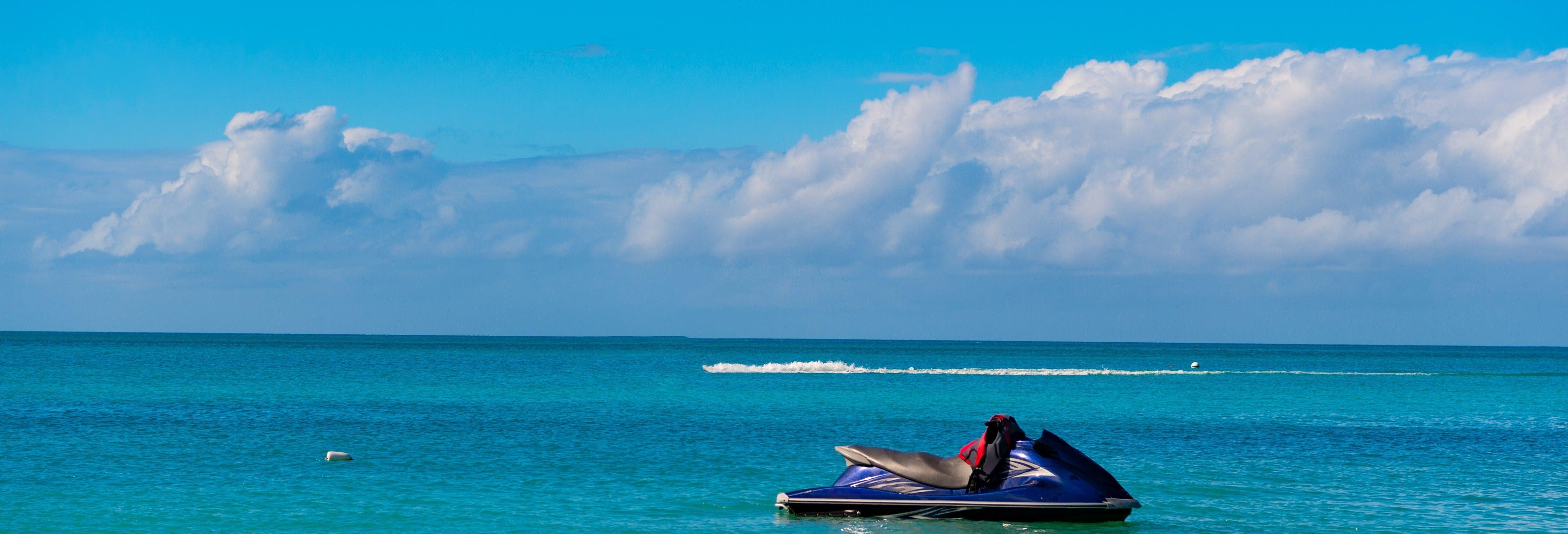 Alquiler de motos de agua en Miami