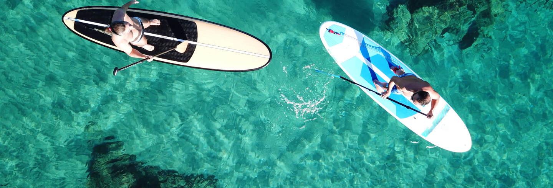 Alquiler de paddle surf en Miami