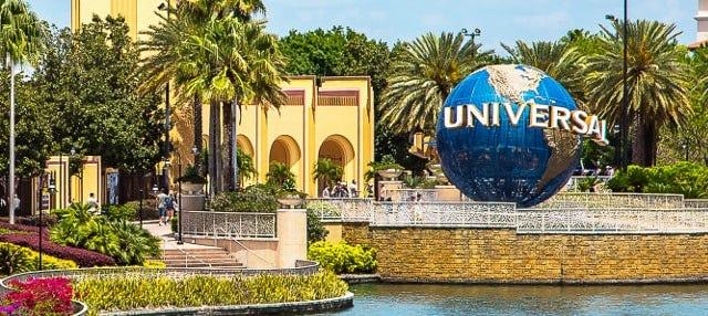 Entrada a Universal Studios Orlando