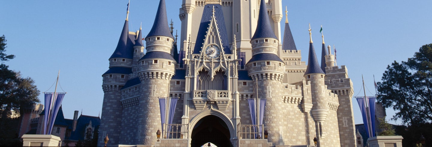 Entrada a Walt Disney World