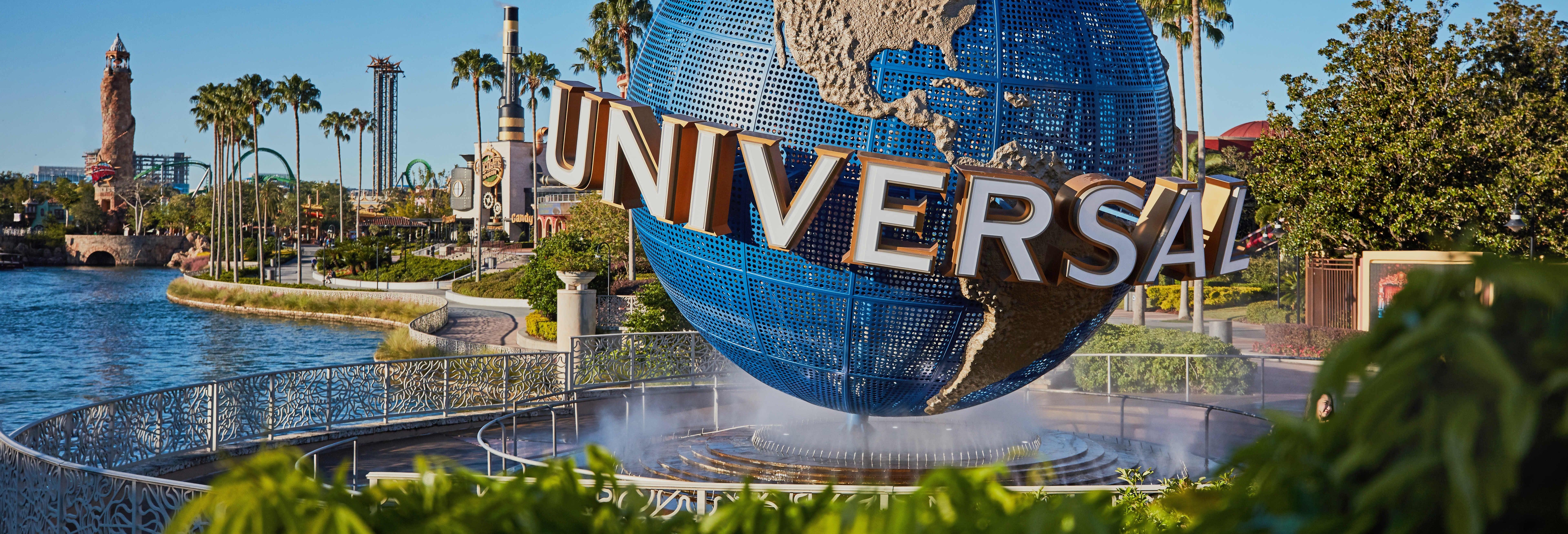 Orlando Theme Parks Trip