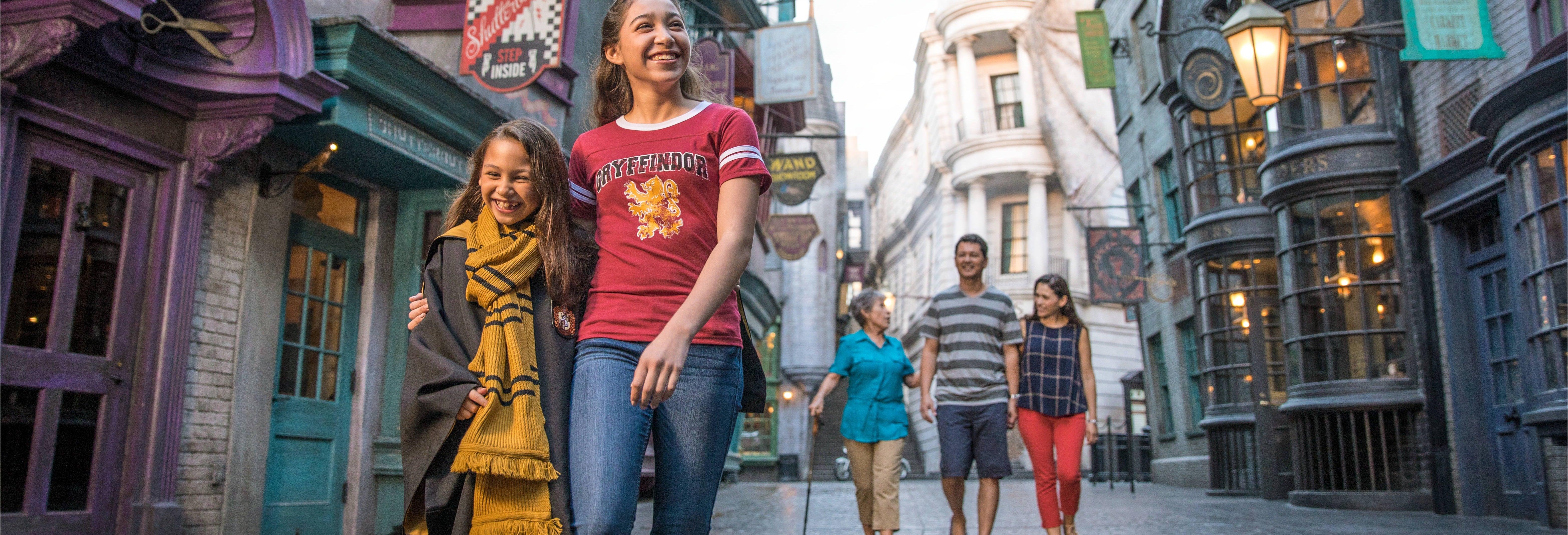 Excursion aux Studios Universal d'Orlando