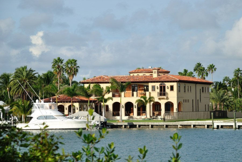 miami celebrity homes boat tour - introducing miami