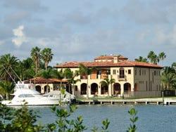 Star Island mansion