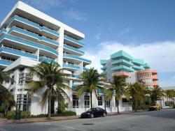 The Art Deco Neighbourhood in Miami