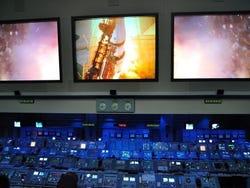 Launch simulator