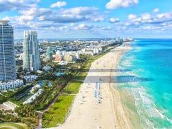 Miami's Biscayne Bay