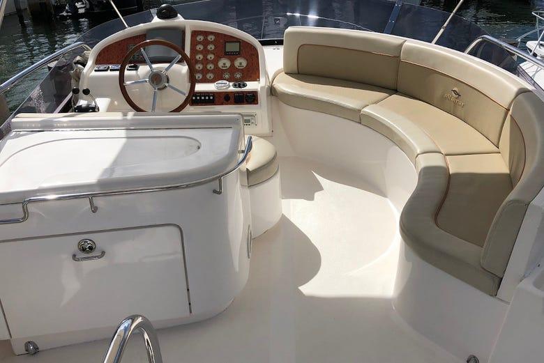 Miami Private Boat Rental