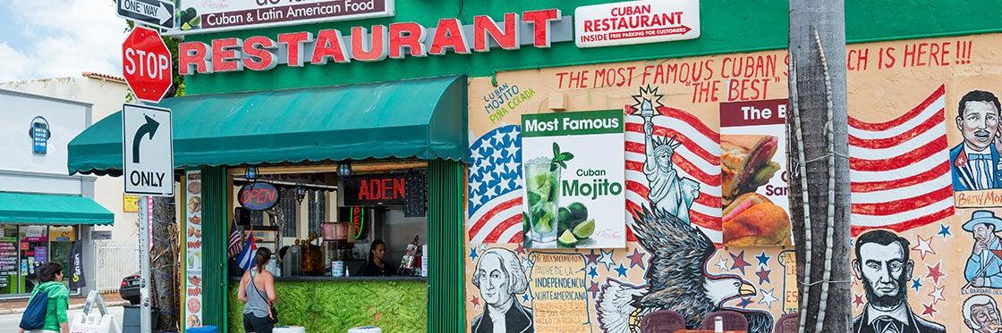 Où manger dans Miami