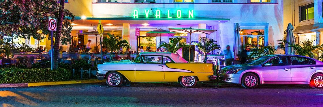 Salir de fiesta en Miami