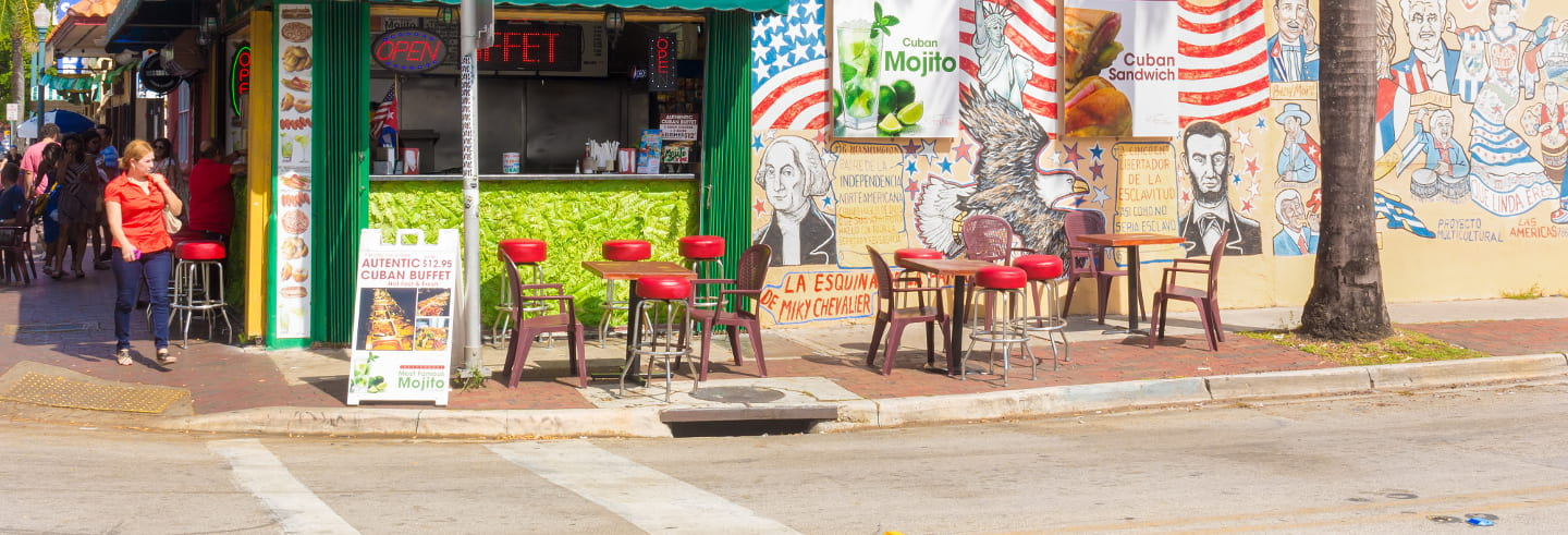 Tour gastronomico a Little Havana