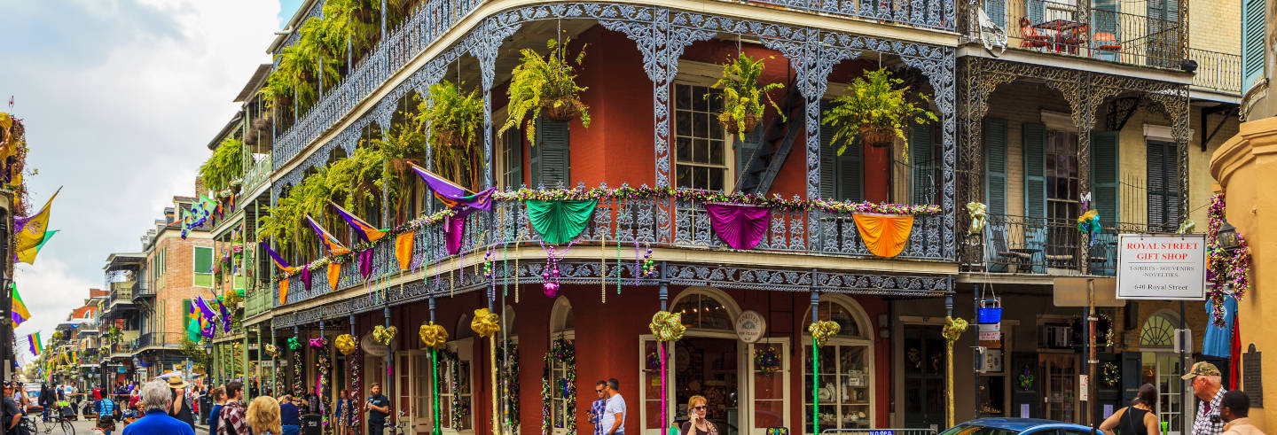 Free tour por Garden District ¡Gratis!