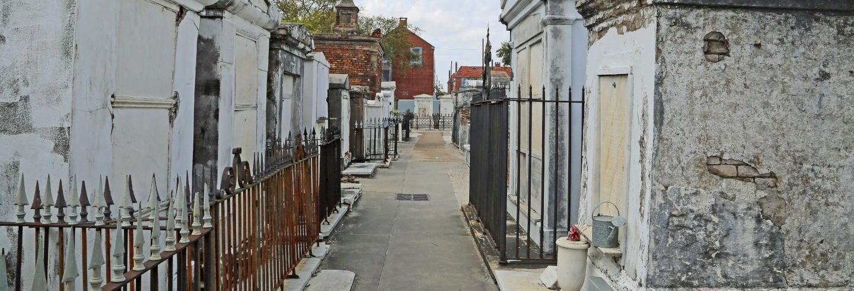 Tour del cimitero di San Luis